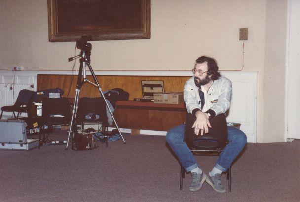 Louis Lince video engineer